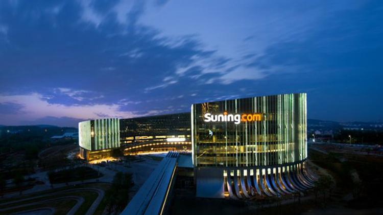 2017年淨利潤激增497.66%  蘇寜易購Suning.com進入轉型最佳時期