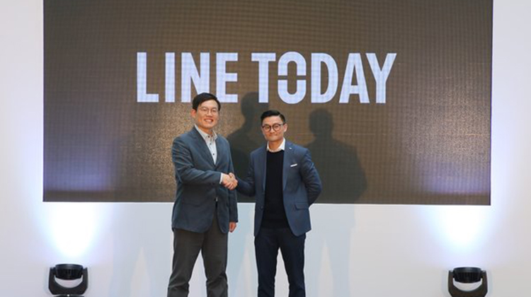 LINE推出LINE TODAY服務以助拓展香港業務營運