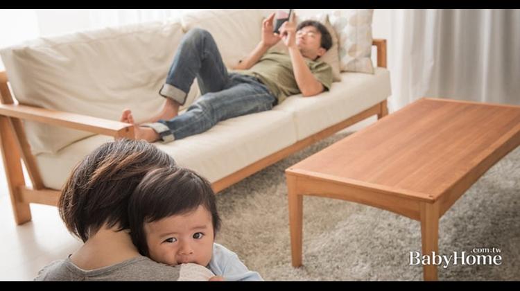 【吳老師悄悄話】老公就只會滑手機?這招讓他接手家事及育兒工作