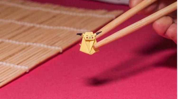 網頁工程師奈米級的折紙異想世界