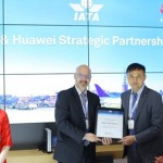華為與國際航空運輸協會宣布達成戰略合作