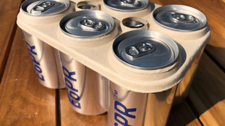拒絕再看見海洋動物胃袋裝滿塑膠袋!啤酒商生產能吃的飲料包裝