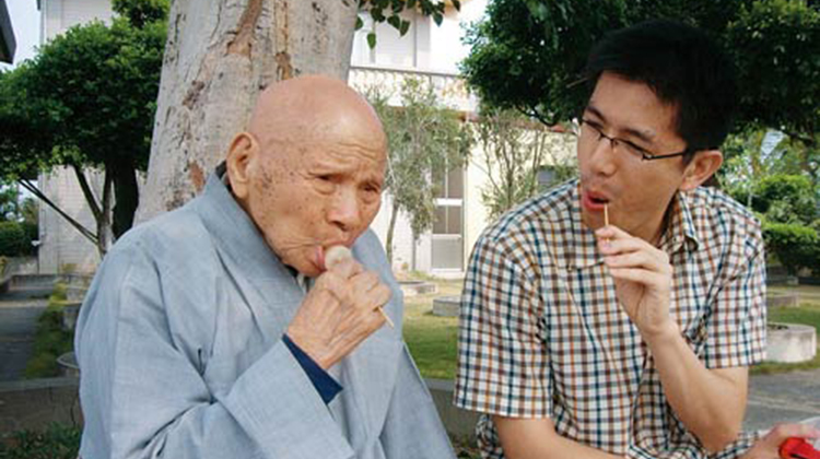 陳炳仁:如果可以重來,我會多給阿公吃幾根棒棒糖