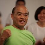 蘇貞昌宣佈後,新北市長選情民調