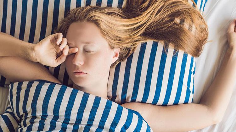 想要睡得好,睡姿很重要