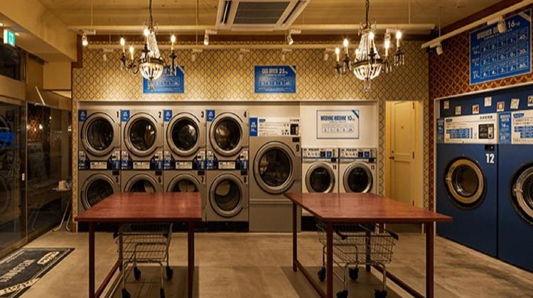 讓人捨不得走的精品洗衣店!不只可以洗衣、喝免費咖啡,還可以來一場美麗的邂逅…