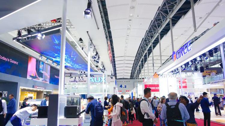 創新智造席卷第123屆廣交會 多項全新產品問世