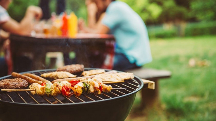 夏季BBQ的危險信號