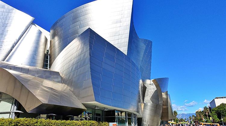 洛杉磯的音樂廳饗宴