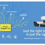 海康威視推出EasyIP 4.0攝像機和NVR