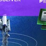 業界頻寬最寬的RF收發器加速2G-5G基地台和相位陣列雷達開發