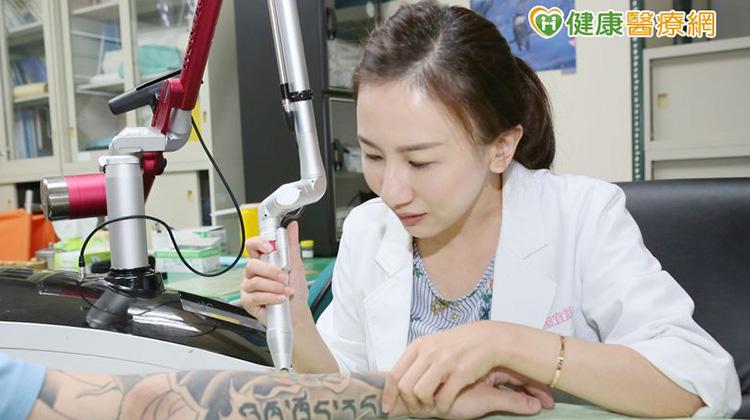 除刺青覓新機 矯正學員盼從軍逆轉人生