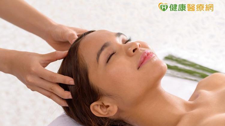 頭皮抗老保養蔚為風潮 專家:可搭配專業頭皮排毒理療