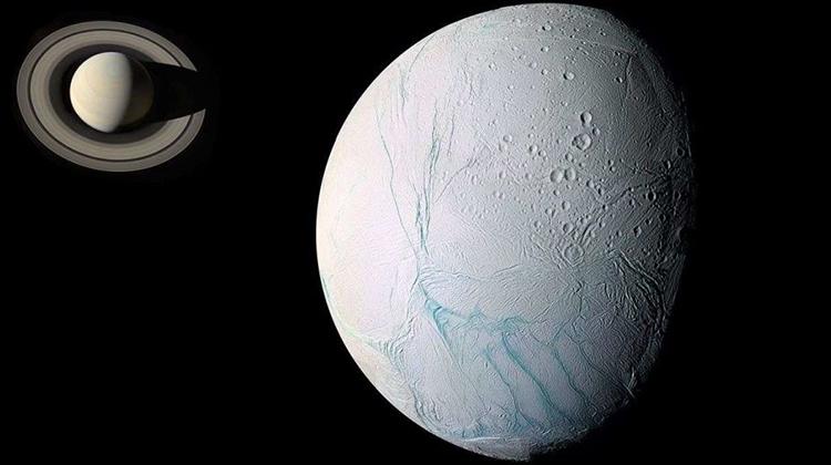 我們剛剛解開了土星的冰衛星土衛二的一些謎團