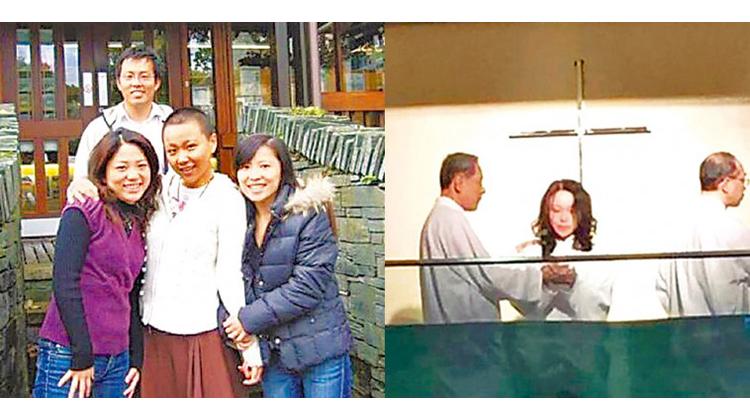 【長年鑽研佛法瑜珈、從尼姑成為基督徒】母親過世經歷救恩 莊雅麟遇見獨一真神