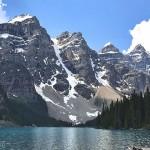 加拿大班夫國家公園大山大水