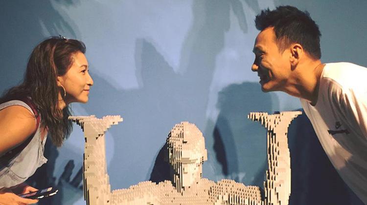 幸福婚姻兩招保鮮,艾力克斯:保有熱戀的心