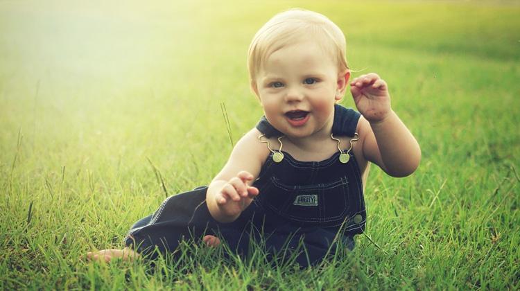 寶寶猛長期的4個特徵