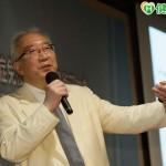 癌症免疫療法權威蓮見賢一郎 來台學術交流