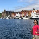 挪威的海港古都卑爾根Bergen