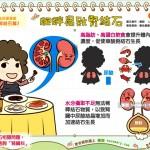 肥胖易致腎結石|全民愛健康 腎結石篇3