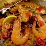 上海最具人氣的西班牙海鮮飯