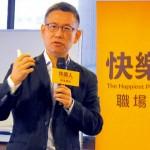 從儲備幹部到CEO,中年失業成為台灣漢堡王執行長黃耀忠 患難挫折緊抓住神 事業再創新局