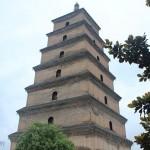 世界遺產之旅(一)——西安大雁塔