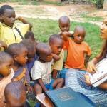 排灣族女孩回應呼召 進入烏干達翻轉生命