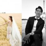 賈靜雯婚紗照曝光「最美好的瞬間」修杰楷:沒什麼好怕,就是愛她!