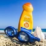 禁用對海洋有害防曬乳
