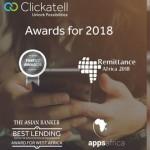 金融科技提供商Clickatell憑借WhatsApp上的Chat Banking收穫大獎