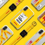 DHL與CASETiFY攜手推出別注版手機殼及錶帶系列