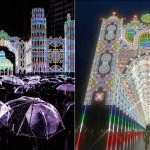 【24 萬顆彩色燈泡打造】國際級光雕秀「Luminarie」首度來台!2019 春節點亮台北街頭
