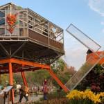 【參與台中花博建築師】打造台灣首座全循環建築 綠色方舟帶來希望與救贖