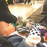 如何帶著嬰兒坐飛機