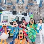 東京迪士尼遊行飛來台北了!時間、地點、交通攻略