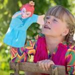 兒童戲劇對兒童創意及品格發展的影響