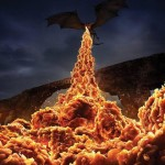 由《冰與火之歌:權力遊戲》帶出的熱辣炸雞廣告