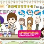 食用蝶豆花安全嗎?