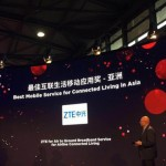 中興通訊ATG空中寬頻方案獲亞洲最佳互聯生活流動應用獎