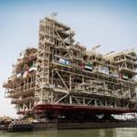 阿布扎比慶賀全球最大海上石油平台之一完工