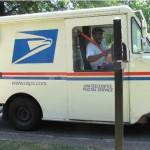 老郵差最榮譽的一天
