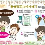 氣喘兒可以吃冰嗎?