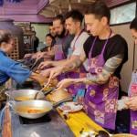 異國廚房旅遊正流行