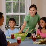 小孩競爭力來自家庭教育