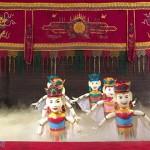 越南縱遊(八) 胡志明水上木偶戲與大劇院
