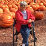 45歲帶著小兒麻痺軀體踏上異域 因主活在出人意外的平安和喜樂