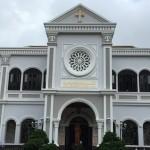 越南縱遊(二三)  峴港大教堂、龍橋、皇冠飯店