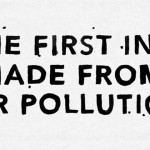 把空氣污染變成墨水